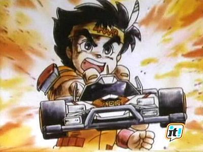 Dash! Yonkuro! Cheer!