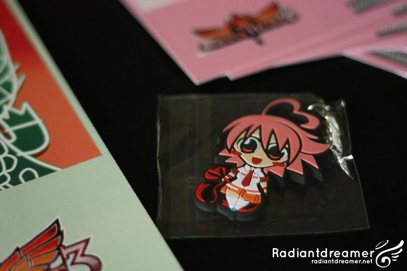 arcana heart 3 goodies