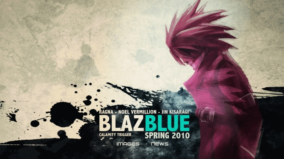 splash My art is on Blazblue UK Cover!