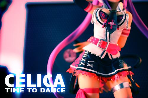 Celica Mizushiro + Custom Base Tutorial. June 4, 2010 | Anime Figures,