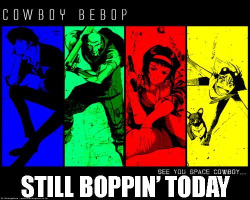 Cowboy Bebop 1998