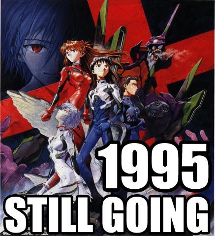 Evangelion 1995