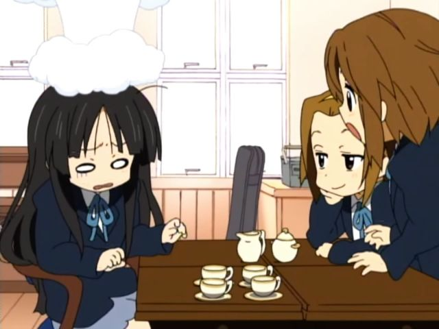 wtf is going k-on?