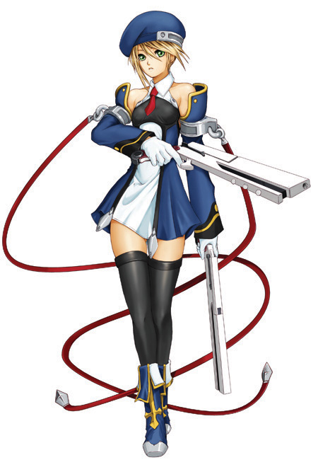 noelref Noel Vermillion   Blazblue Fan Art