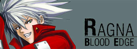 ragnasplash Ragna Blood Edge   Blazblue Fan Art