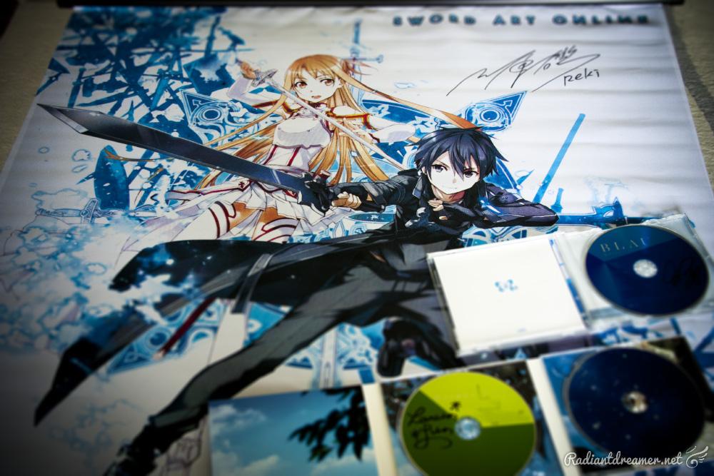 Sakura Con 2013 Sword Art Online Poster