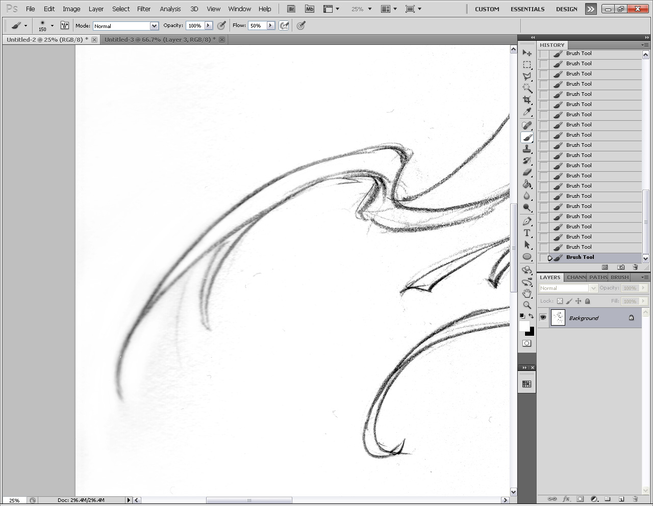 04 cleanup How to Draw Better Line Art