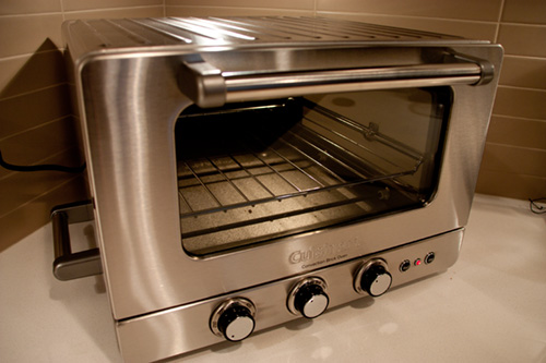 New Cuisinart Brick Convection Toaster Oven