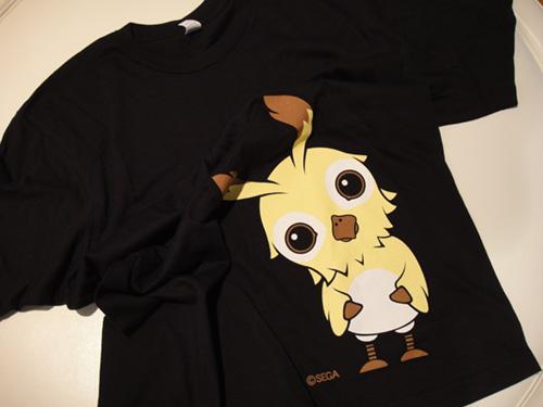 Phantasy Star Zero T-Shirt