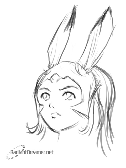 viera Finally Finished Final Fantasy XII