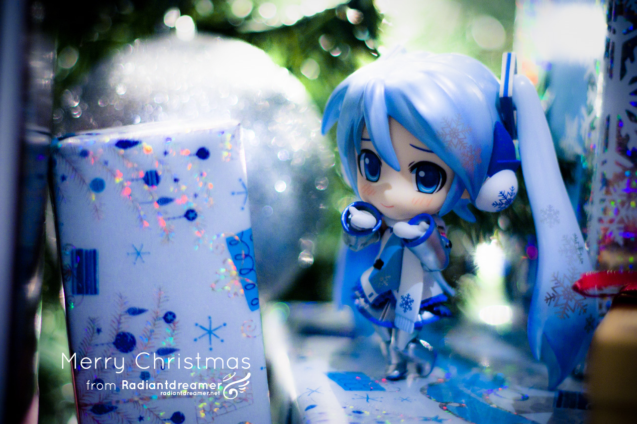 snowmiku01 Merry Christmas Everyone!