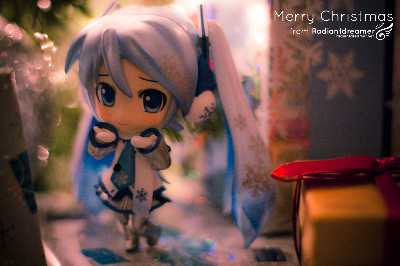 snowmiku02 Merry Christmas Everyone!