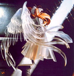 Belldandy - Angel Wings, by Max Factory. 1/12 scale resin kit. Impossible to find.
