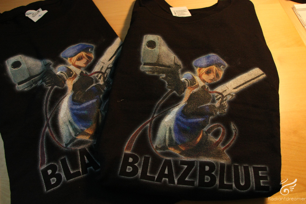 Blazblue Swag!!