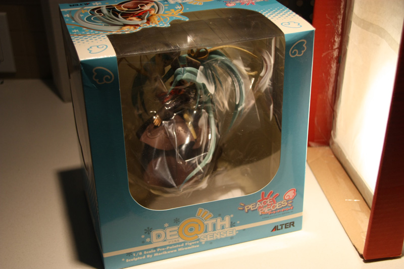 Death Sensei by Alter 1:8 scale. Completely unopened.