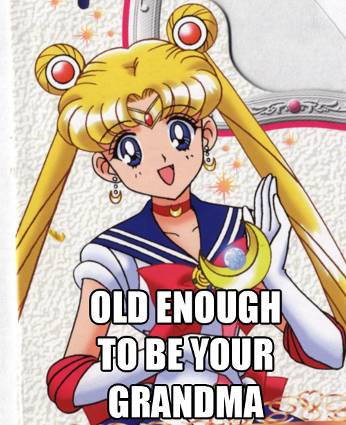 Sailor Moon 1995