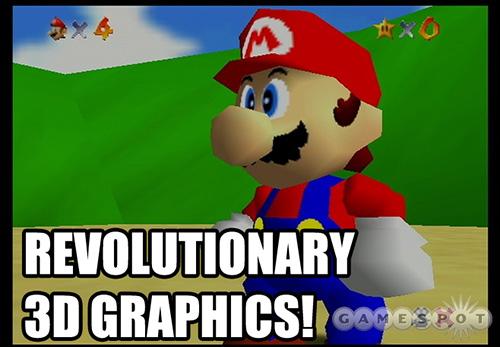 Mario 64 1996