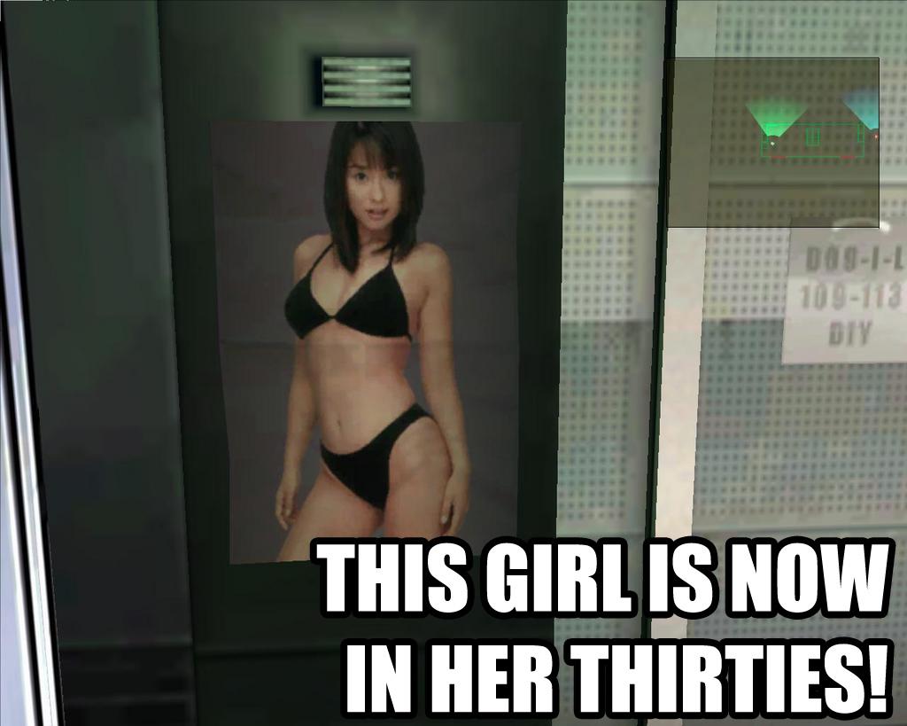 Metal Gear Solid 2001