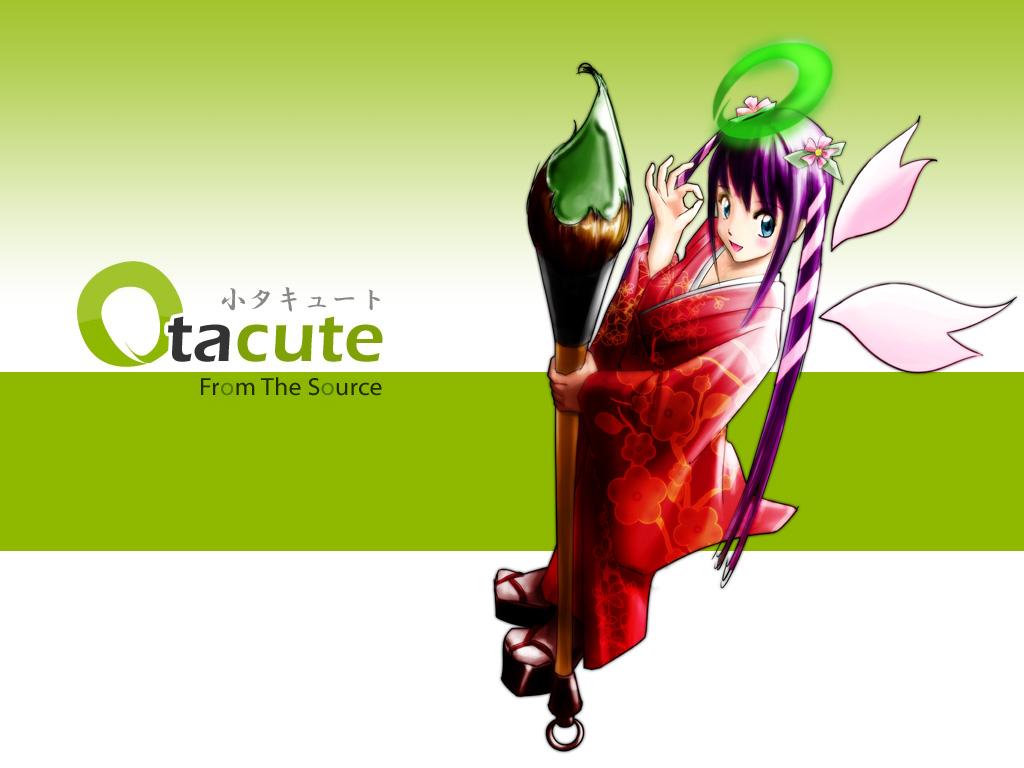 Otacute Mascot