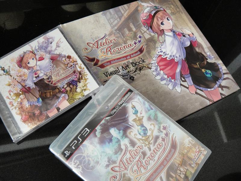 Atelier Rorona Special Edition