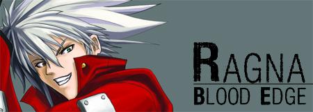 Radiant Dreamer » Ragna Blood Edge – Blazblue Fan Art