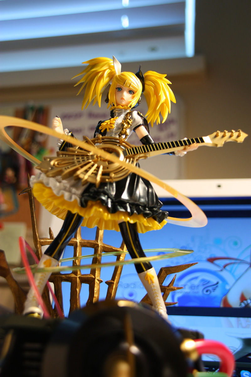 full shot of Rin Nuclear Fusion