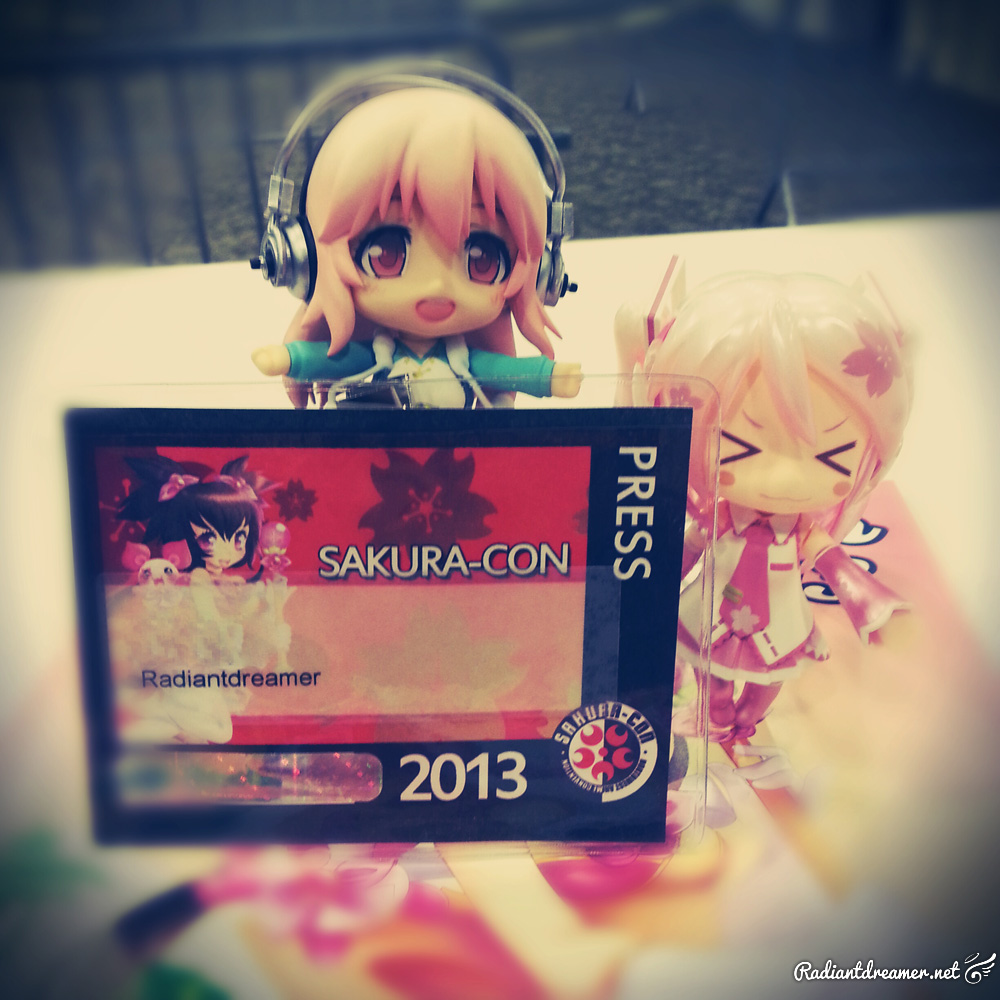 Sakuracon 2013 Press Pass