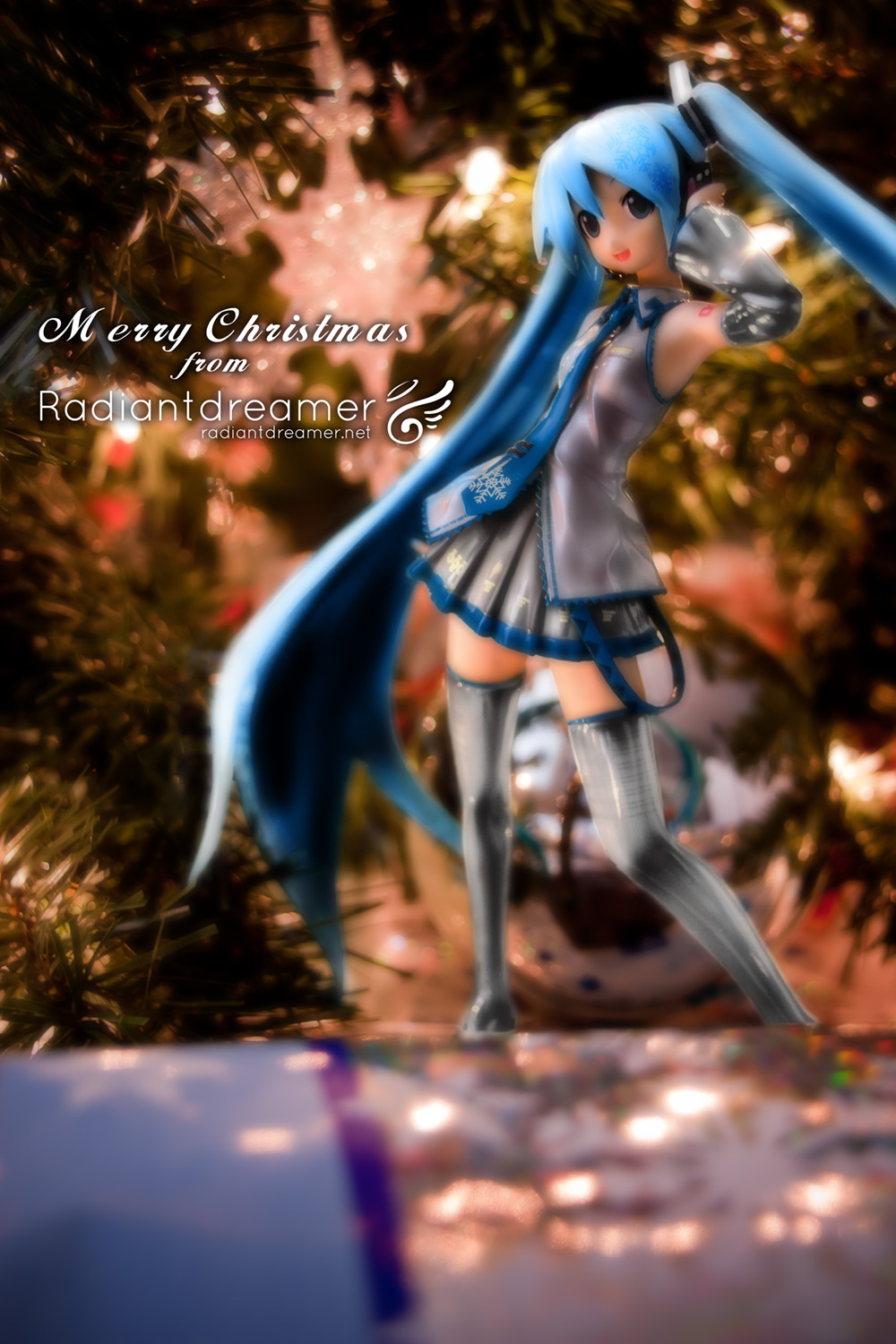 Snow Miku Figure 1:8 Scale by GoodSmile Company