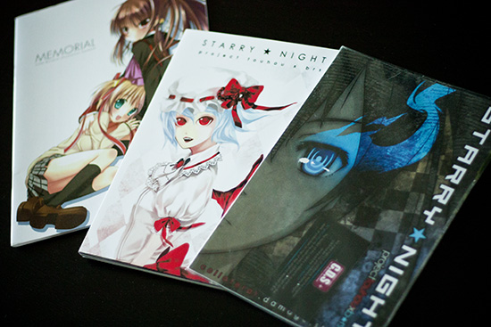 Artbooks by Collateral Damage