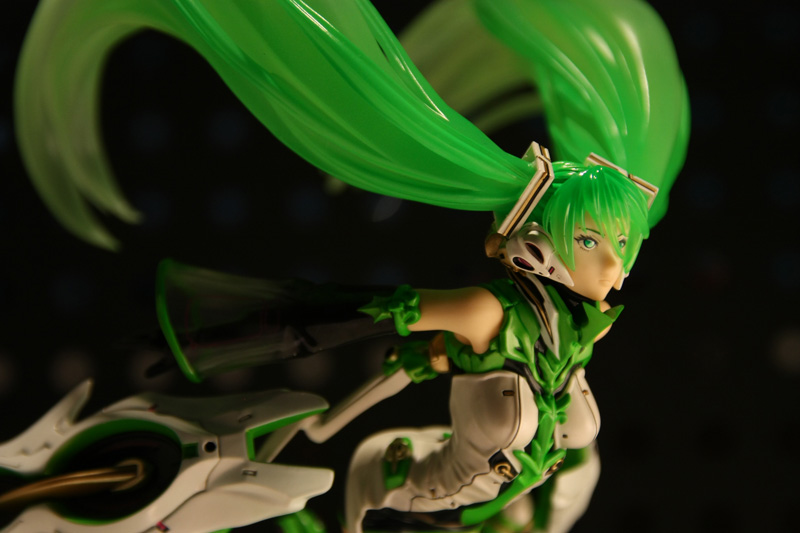 Miku Hatsune VN02 Mix by Max Factory 1:8 Scale
